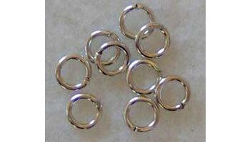 buigring 5mm zilver