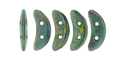 crescent turquoise bronze picasso
