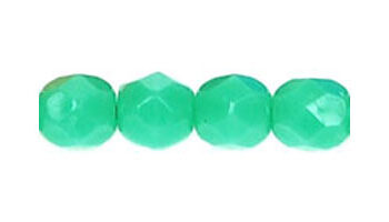 facet green turquoise