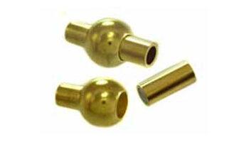 magneetsluiting bol-buis goud