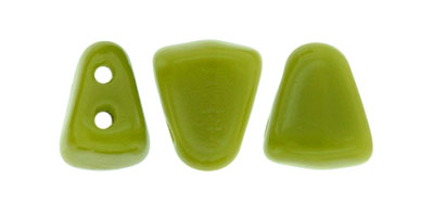nib-bit opaque olivine