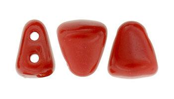 nib-bit opaque red