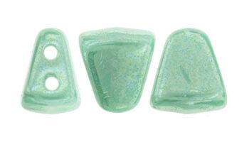 nib-bit luster opaque turquoise