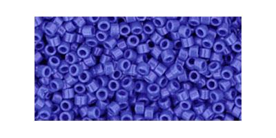 Toho delica 11/0 Opaque navy blue