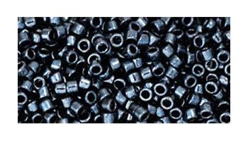 Toho delica 11/0 Metallic hematite