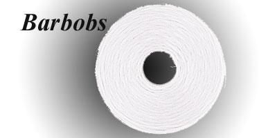 barbobs rijggaren wit