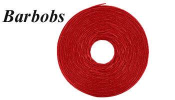 barbobs rijggaren rood