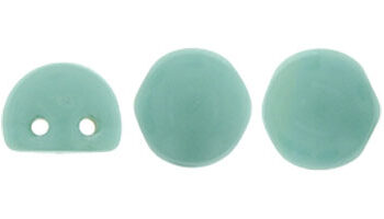 cabochon opaque turquoise