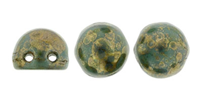 cabochon persian turquoise - bronze picasso