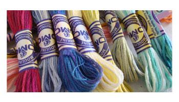 dmc mouline color variations borduurgaren