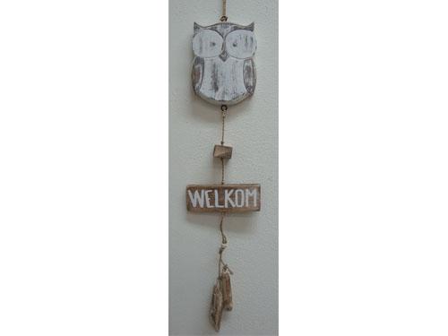 Hanger uil Welkom