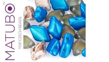 GemDuo Beads