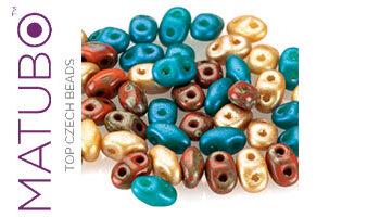 Mini duo Beads