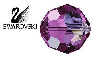Swarovski round beads
