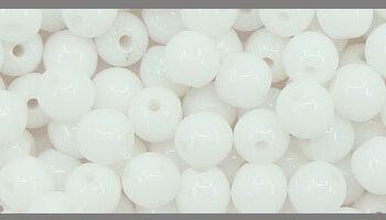round bead alabaster