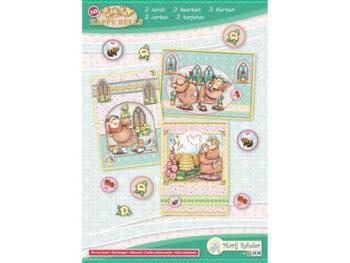 happy bells kaartenset paters 2