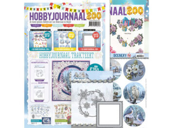 hobbyjournaal 200 set