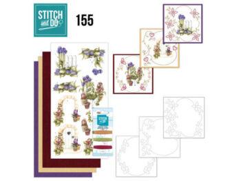 stitch & do beautiful garden