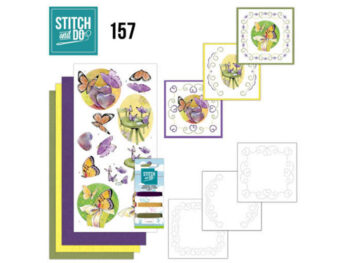 stitch & do 157 butterfly touch