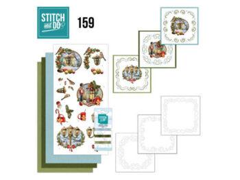 stitch & do 159 history of chrostmas
