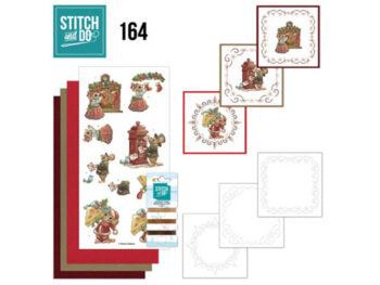 stitch & do 164 have a mice christmas