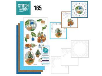 stitch & do christmas cottage